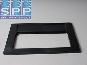 519-6651 - Filter Frnt Access Front Plate,WATERW,100 SF Skim Fltr,Blk - 519-6651