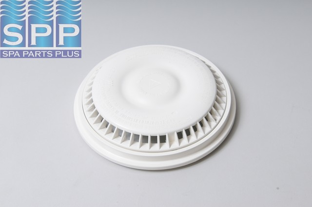640-2310 - Suction Cover,WATERW,Pool,Anti-Vortex,White - 640-2310