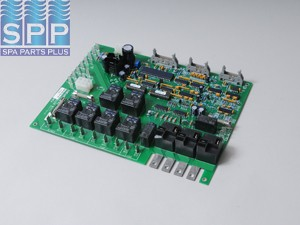 6600-055 - PCB,SUNDANCE,600LED(Rev DXP-1.1/DXP-2.1)1 Pump,All 400's - 6600-055