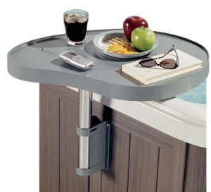 6960-G - Spa Caddy - Portable Spa Side Table - 6960-G