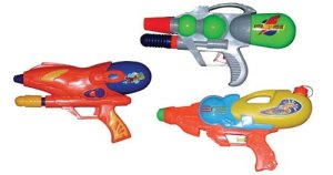 72555 - Water Gun,Action Water Pumpers - 72555