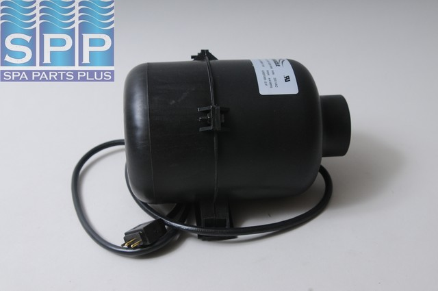800-15220-MINI - Air Blower,PINN,800 Ser,1.5HP,240V,4.4A,48 Inch J&J Mini Cord - 800-15220-MINI