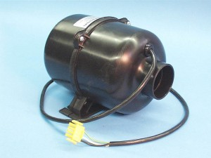 800-20220-MINI - Air Blower,PINN,800 Ser,2.0HP,240V,5A,48 Inch J&J Mini Cord - 800-20220-MINI