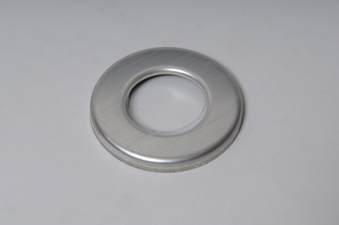 916-0020 - Jet Escutcheon,WATERW,Mini Jet,Stainless Steel - 916-0020