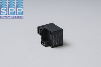 92F3733 - Relay,T90 Style,12Vdc Coil,30Amp,SPST,PCB Mount,Term - 92F3733