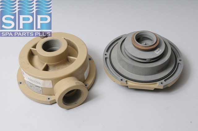 94212958 - Wet End w/Impeller,Mdl 7LC - 94212958