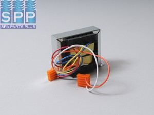 9920-100225 - Transformer,PCB,GECKO,MSPA-MP,240V-24Vac,2 Plugs,5Pin/4Pin - 9920-100225