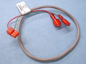9920-400124 - Pressure Switch Harness,GECKO,14 Inch (2 Wire)w/3 Pin Plug,MSPA - 9920-400124