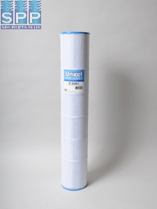 C-5351 - Filter Cartridge,UNICEL,135 Sq Ft,5-5/16 Inch OD x 30-1/8 Inch Long - C-5351