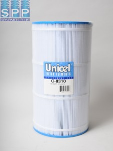 C-8310 - Filter Cartridge,UNICEL, - C-8310