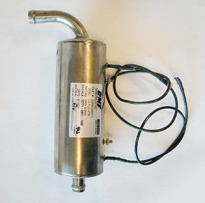 E2550-0001-1 - Heater Assembly, 5.5Kw Low Flo, W/Pressure tap, extrnl wells - E2550-0001-1