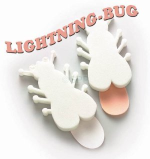 LIGHTNINGBUG - Lightning Bug,Floating Scum Collector and Thermometer - LIGHTNINGBUG
