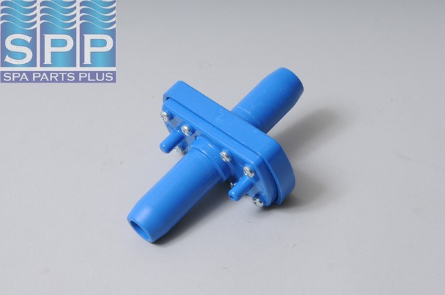 PZ784 - Ozone Injector, ABS, Medium Orifice - Blue - PZ784