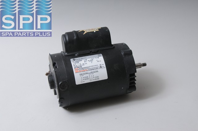 QC1052 - Pump Mtr,AOSMITH,SQ Flnge,48YFr,1Spd,.50HP,230/115V,4.8/9.6A - QC1052