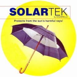 Windbrella SolarTek 62 in.