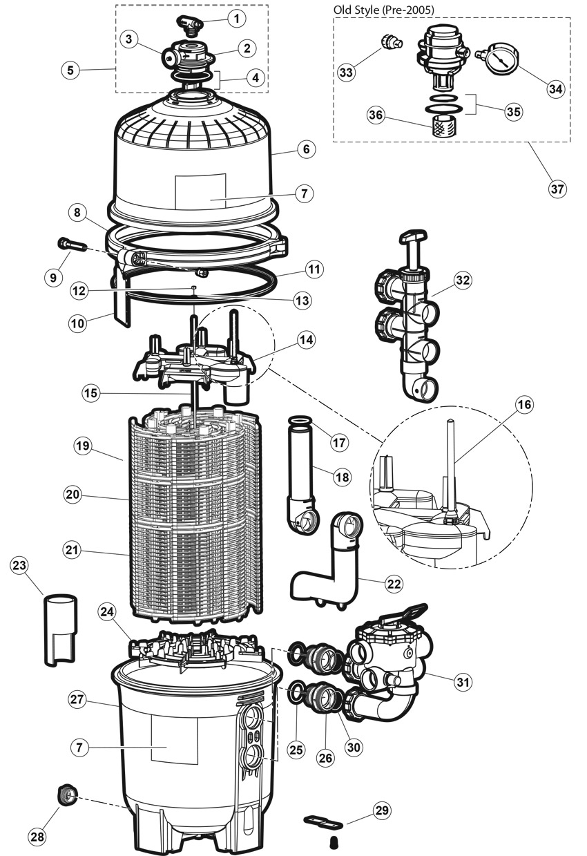 hayward pool pump parts diagram html
