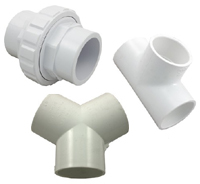 Swimming Pool And Hot Tub Spa Plumbing Fittings Complete Unions Split Nut Unions Tail Pieces