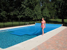 Solar Covers And Reels For Pools Solar Blanket Solar