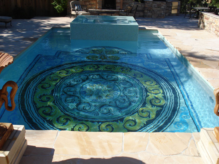 Vrooms italian swimming pool design for Italian pool design 7
