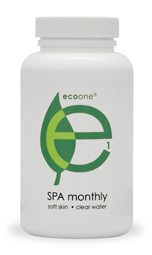 EcoOne Spa Monthly Starter Kit, Eco One, Pacific Sands for Hot Tubs and Spas