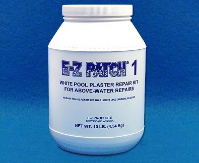 E-Z Patch - Gunite/Plaster Patch