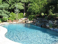 How Do They Build A Swimming Pool Building An Inground Swimming Pool Gunite Swimming Pool