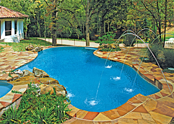 Photos Provided By Blue Haven Pools