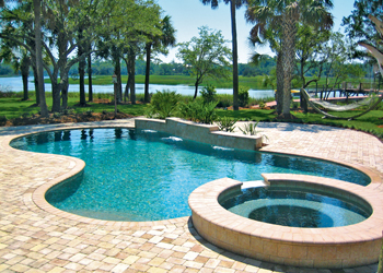Pools By Design Reviews swimming pool design ideas for modern and above ground above ground pool deck designs Blue Haven Swimming Pools And Spas Reviews Product Information And Photos Swimming Pool Design Ideas