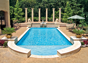 Attirant Check Out Some Of These Great Blue Haven Swimming Pools U0026 Spas: