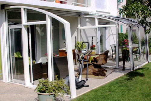 We Are Now Offering 3Seasons Retractable Sunrooms Bringing To Our Customers  A Wider Range Of Use Of Their Terraces. With 3Seasons You Have A  Stand Alone ...