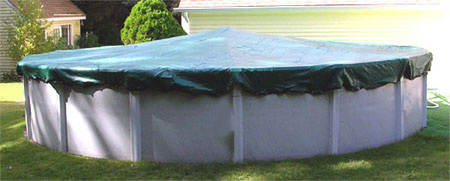 Swimming Pool Cover 16 X 32 Oval Above Ground Pool Cover
