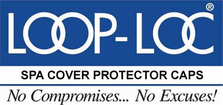 Loop Loc Spa Cover Protector Caps Logo