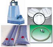 Pool Winterizing Supplies