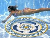 Aqua Art Pool Mosaics - PoolAndSpa.com