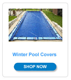 Winter Pool Covers - PoolAndSpa.com