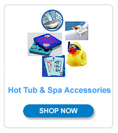 Hot Tub Spa Accessories - PoolAndSpa.com