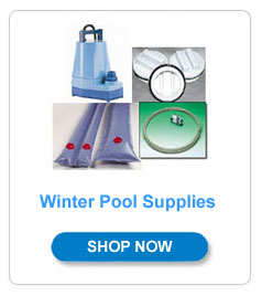 Winter Pool Supplies - PoolAndSpa.com