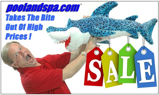 Pre-Season Specials On All Pool And Hot Tub Supplies