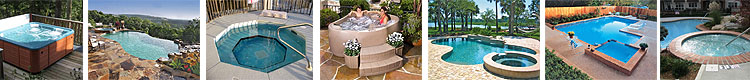 Swimming Pool & Hot Tub Spa Information