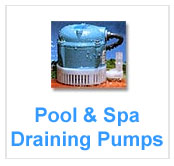 Draining Pumps For Swimming Pools And Hot Tubs