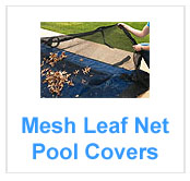 Mesh Leaf Net Swimming Pool Covers