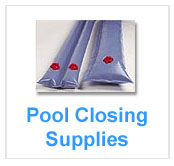 Swimming Pool Closing Supplies