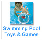 Swimming Pool Toys And Games