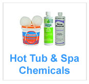 Hot Tub Spa Chemicals