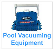 Vacuuming Equipment For Swimming Pools