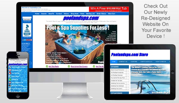 Check Out Our Newly Re-Designed Web Sites