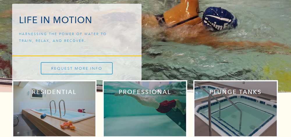 SwimEx Swim Spas And Exercise Swimming Pools