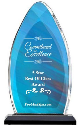 Best Of Class Awards - PoolAndSpa.com