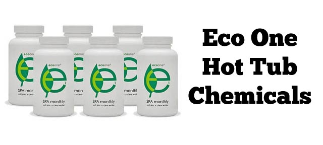 Eco One Spa Chemicals