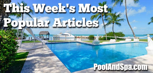 This Week's Most Popular Articles: